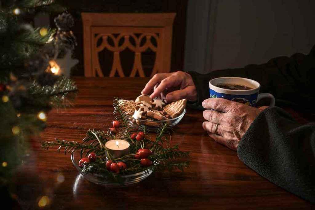 Natale da soli