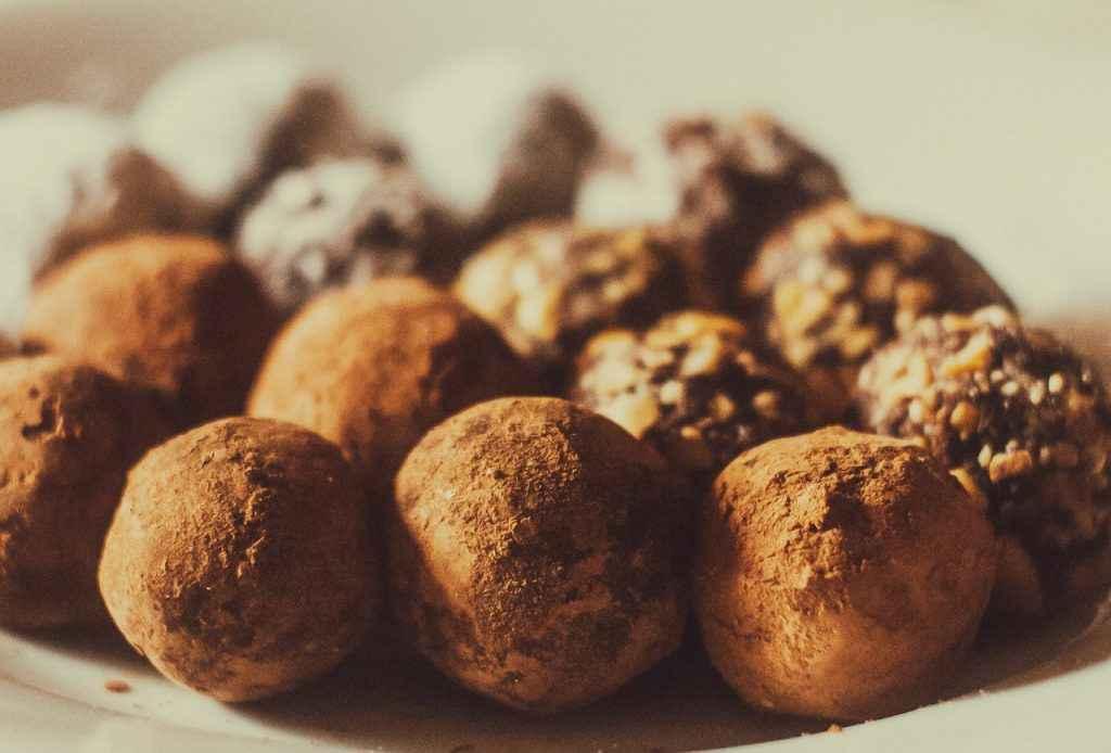 tartufi cioccolatini