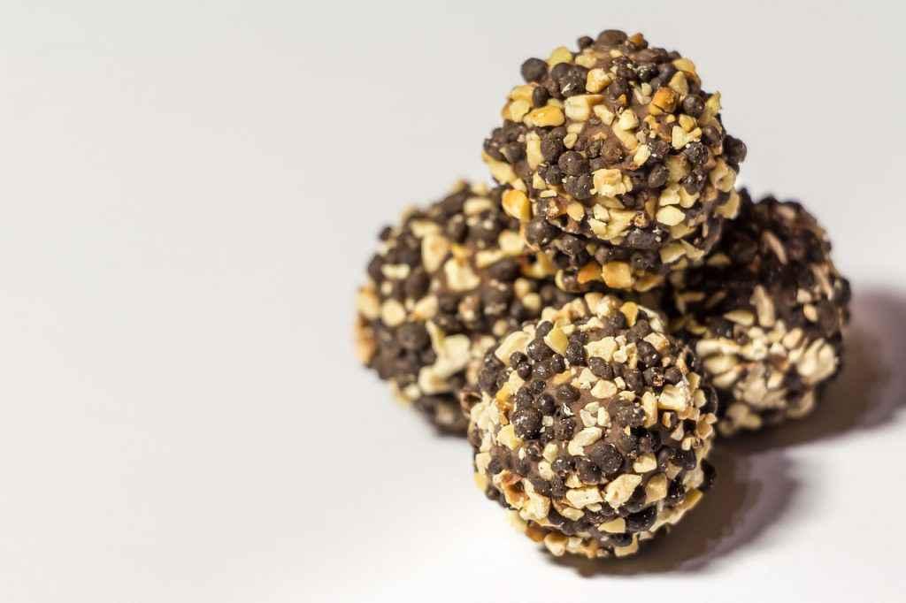 cioccolatini alle nocciole con bimby