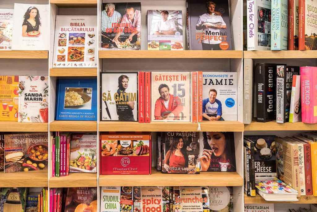 Libri di cucina degli chef stellati