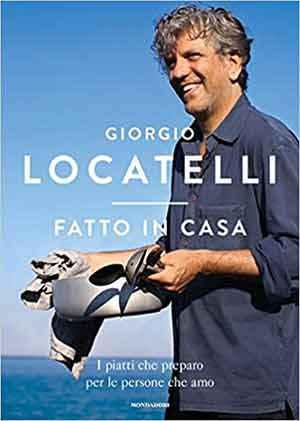 Libro di ricette di chef Locatelli