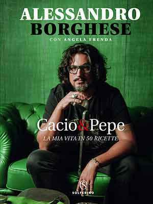 Libro di ricette di Alessandro Borghese