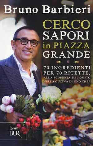 Libro di ricette di Bruno Barbieri