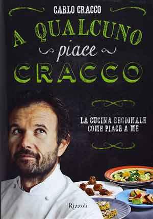 Libro di ricette di Carlo Cracco