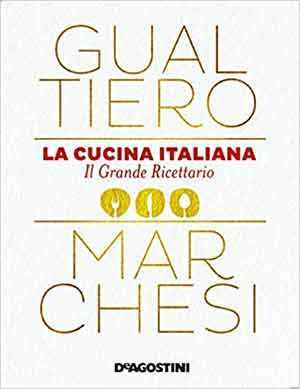 Libro di ricette di Gualtiero Marchesi