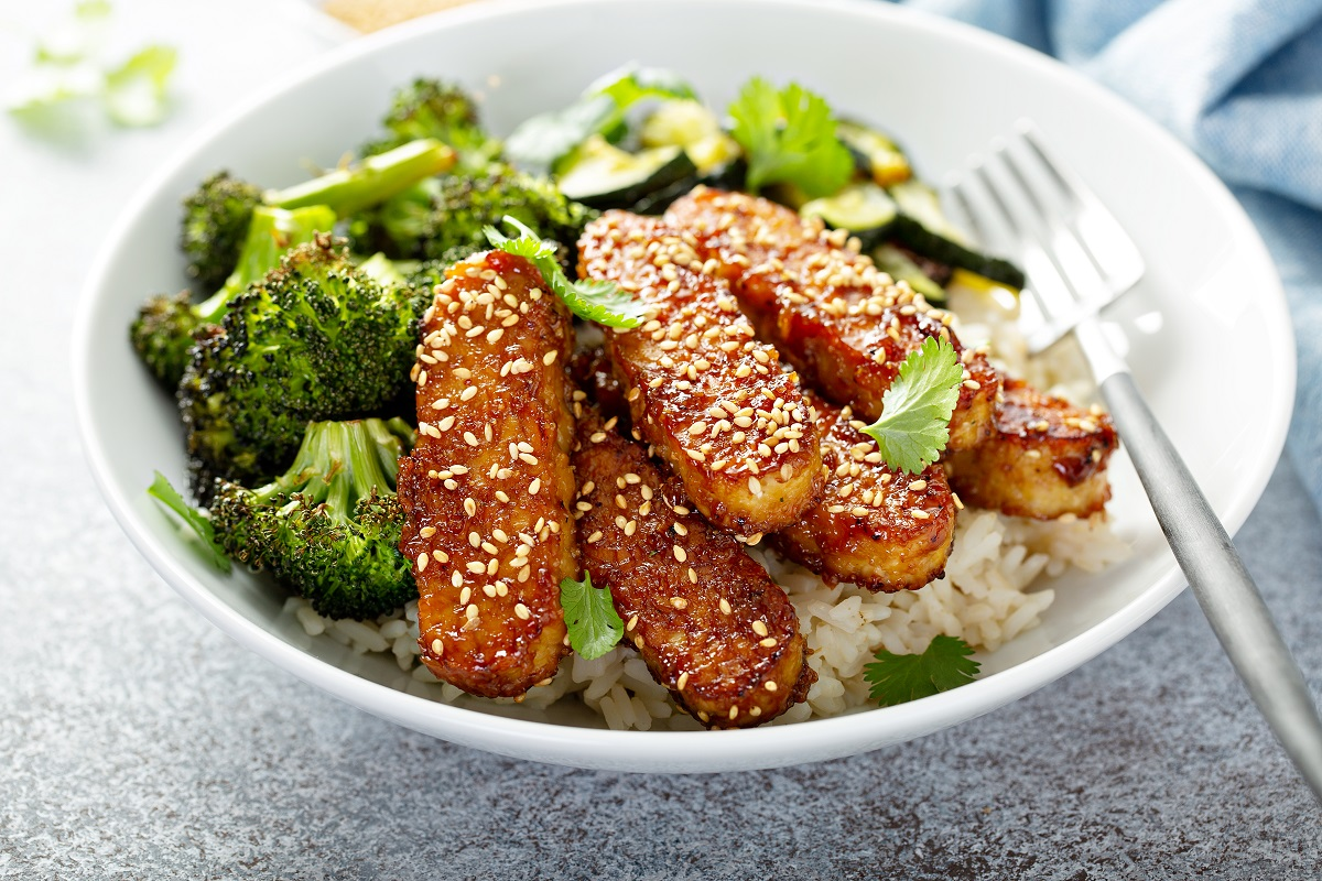 veganuary ricette vegane tempeh