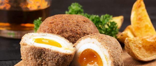 frittelle di uova