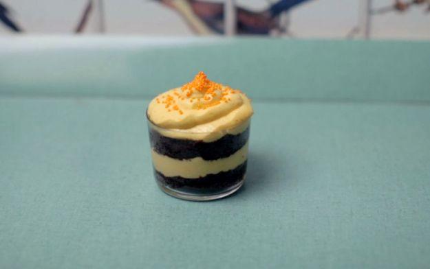 Cheesecake alla zucca per Halloween2