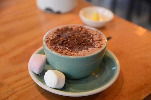 Cioccolata al peperoncino