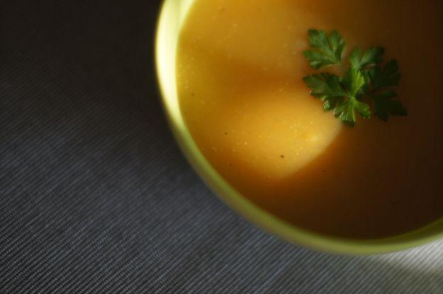 Crema di zucca e patate con Bimby