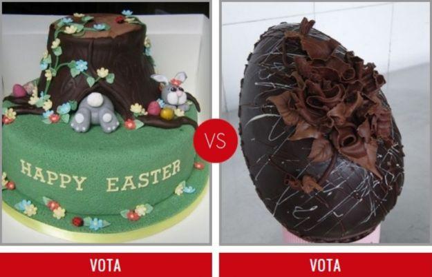 Dolci di Pasqua vota il tuo preferito