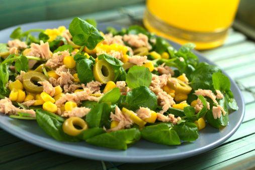 10 insalate buonissime le ricette per pranzi estivi foto for Ricette insalate