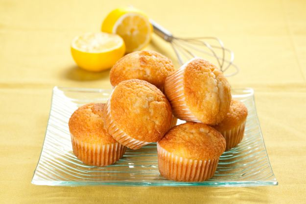 Muffins al limone
