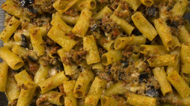 Pasta ncasciata alla siciliana