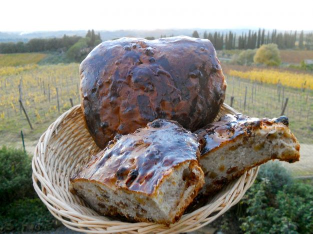 Pane dei santi dolce toscano