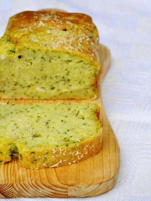 Plum cake di pollo e pane