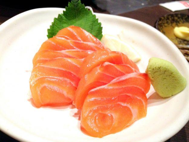 Sashimi: la differenza con il sushi e come si prepara