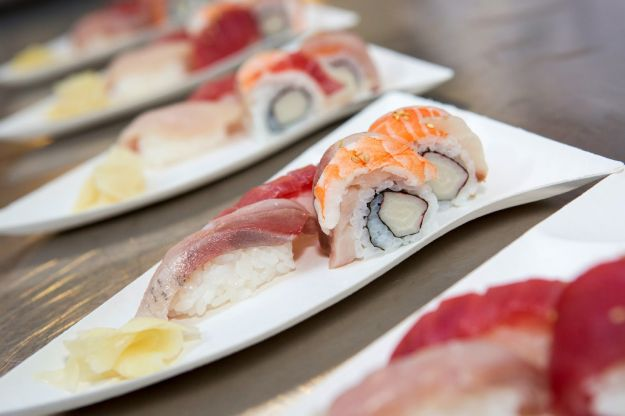 Sushi ad Expo2015
