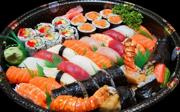 Sushi Plate Hd Widescreen Wallpapers