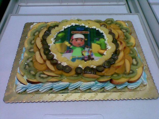 Torta Di Frutta Per Bambini | Jucyelenalisa Site