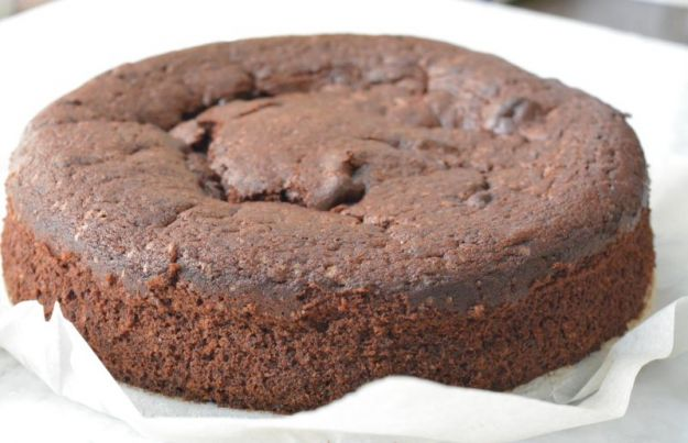 Torta cioccolato al microonde