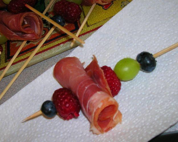 Ricette con l'uva: antipasti