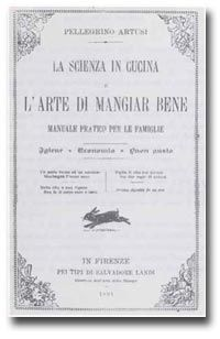 Il frontespizio di un'antica edizione
