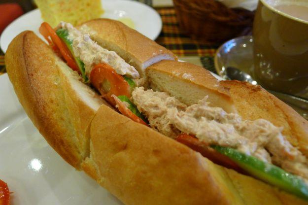 baguette tonno e carciofi 1