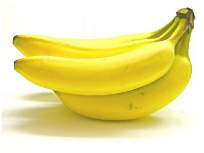 Banane con le pesche sciroppate