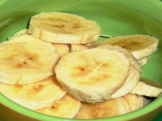 Salsa di burro e banane
