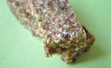 barrette cereali frutta secca