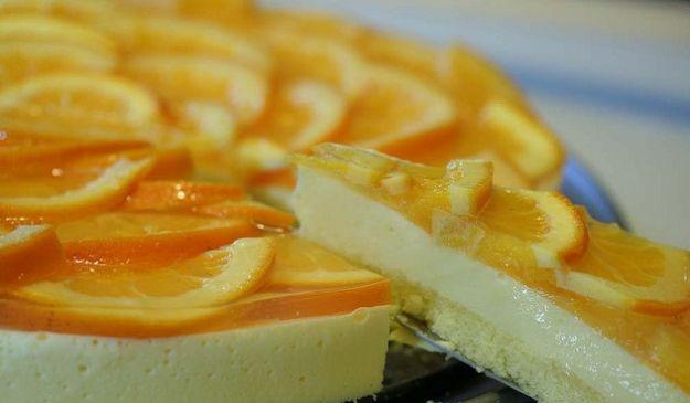 bavarese arancia dolce
