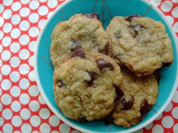 biscottini gocce cioccolato