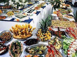 Pranzo Di Compleanno A Base Di Pesce : Ricette per matrimoni buffet di eleganza e prelibatezze