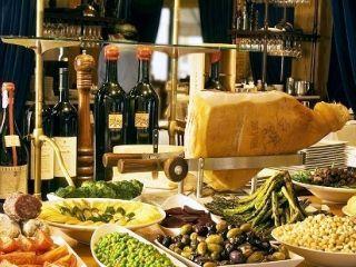 Buffet Di Insalate Miste : Ricette per matrimoni buffet di eleganza e prelibatezze