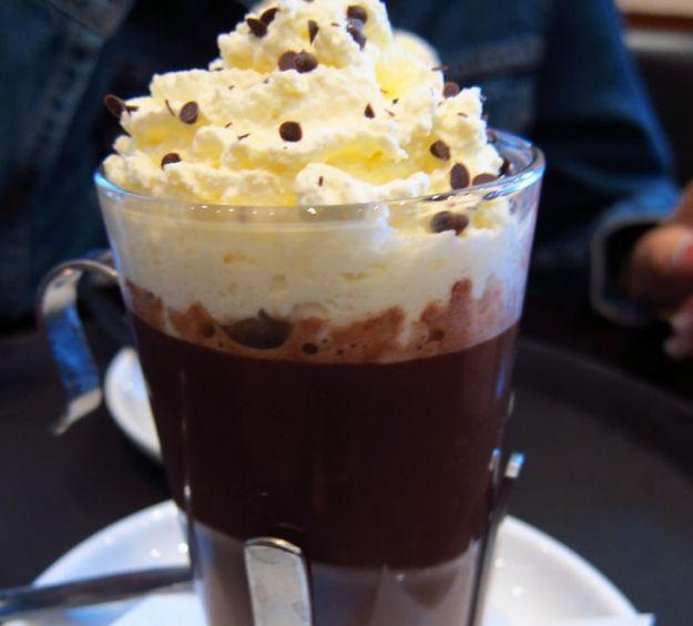 Caffè ciocco-latte