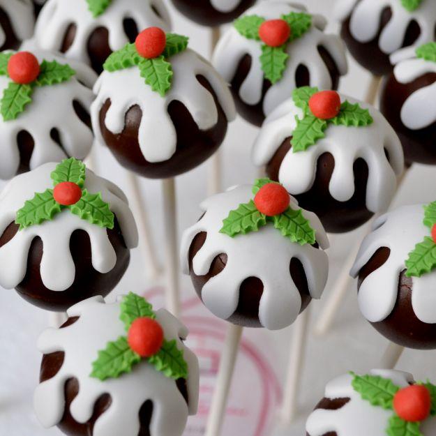 cake pops natalizi 1