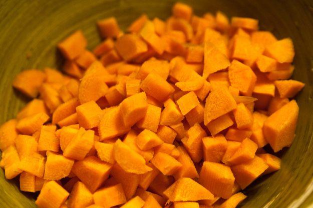 carote con aceto balsamico con il Bimby
