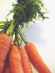 Dessert di carote