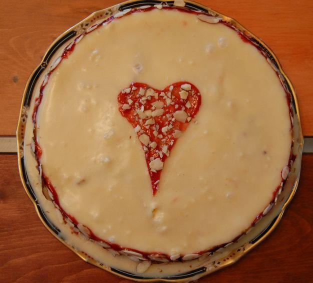 cheesecake al cioccolato bianco bis