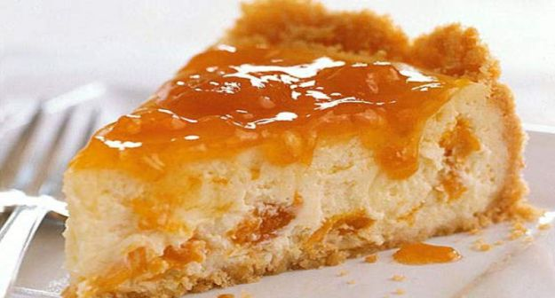 cheesecake alle albicocche
