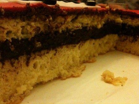 Come farcire la torta di compleanno