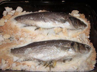 come rimuovere ilsale dal pesce