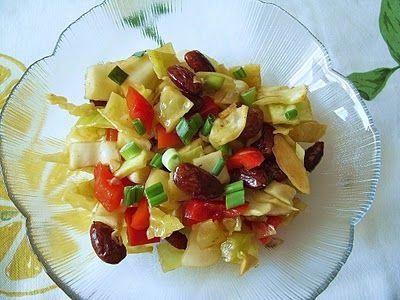 condimento insalata salsa soia miele