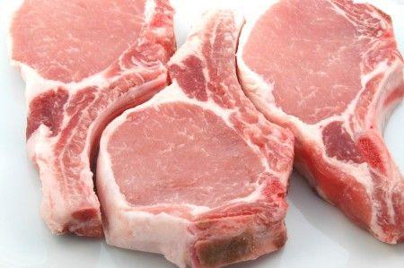 costolette di maiale