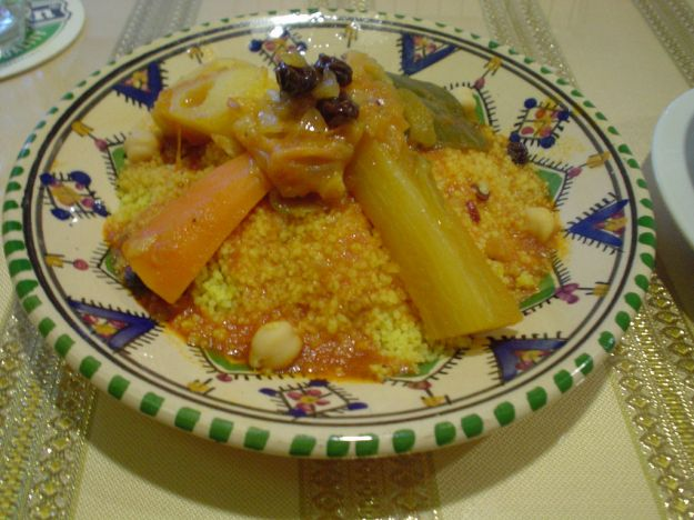 cous cous Kabyle