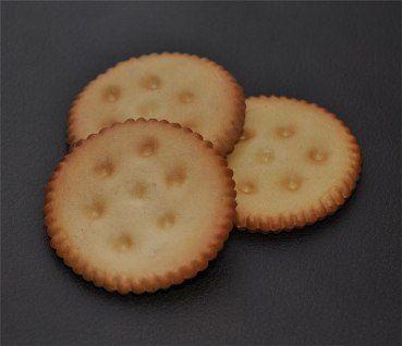 Crackers al burro piccante