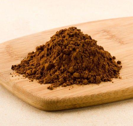 crema cioccolato crudo