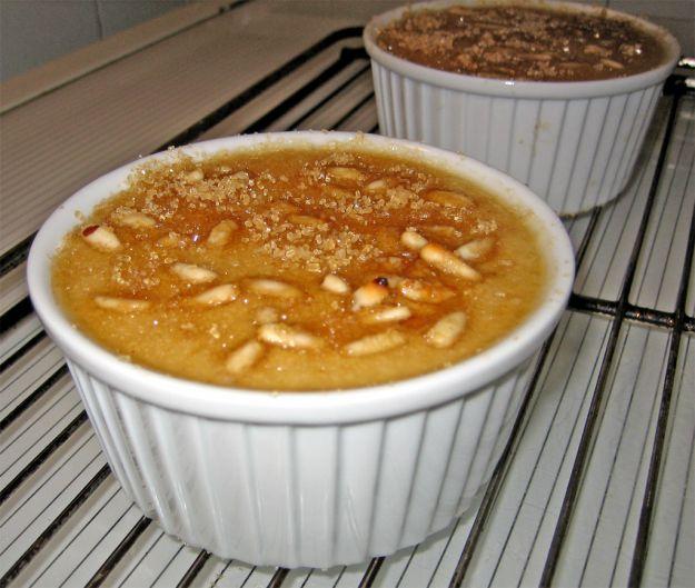 Crema di castagne alla vaniglia