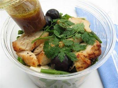 cucina veloce insalata